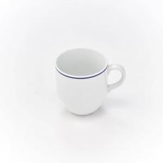 Kubek porcelanowy KONESER - 350 ml<br />model: 395974<br />producent: Karolina
