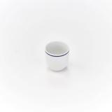 Kieliszek na jajko porcelanowy KONESER  - 395972