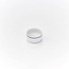 Naczynie do dipów porcelanowe KONESER<br />model: 395973<br />producent: Karolina