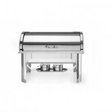 Podgrzewacz stołowy GN 1/1 Roll Top<br />model: 470404<br />producent: Revolution