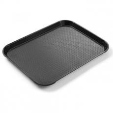 Taca z polipropylenu czarna<br />model: 878750<br />producent: Hendi