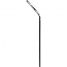 Słomki stalowe do napojów srebrne<br />model: 477215 <br />producent: Stalgast