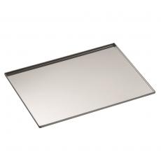 Blacha do pieczenia stalowa 43.3x33.3 cm<br />model: 100404<br />producent: Bartscher