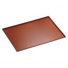 Blacha aluminiowa  z powłoką silikonową 43.3x33.3 cm<br />model: 100405<br />producent: Bartscher