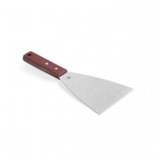 Szpachelka z drewnianym uchwytem 251 mm<br />model: 855119<br />producent: Hendi