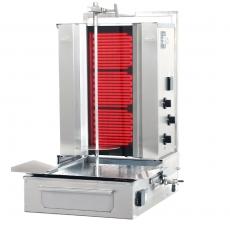 Gyros (kebab) elektryczny - do 40 kg | POTIS F CE3<br />model: POTIS F CE3<br />producent: Potis