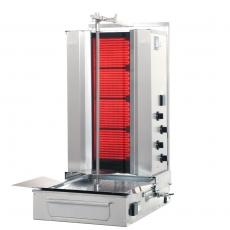 Gyros (kebab) elektryczny - do 70 kg | POTIS F CE4<br />model: POTIS F CE4<br />producent: Potis