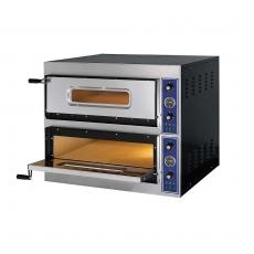 Piec do pizzy 2-komorowy E-Start Line<br />model: 781302<br />producent: GGF