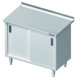 Stół roboczy nierdzewny z szafką 980186080