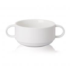 Bulionówka porcelanowa Modermo Prima<br />model: MP040<br />producent: Modermo