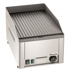 Płyta grillowa elektryczna ryflowana GDP 320E-R<br />model: 370035<br />producent: Bartscher