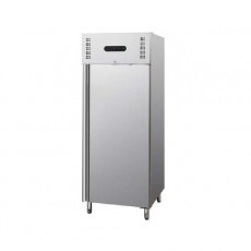 Szafa chłodnicza nierdzewna GN 2/1<br />model: 840590/E183<br />producent: Stalgast
