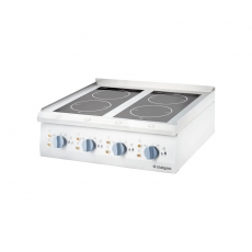 Kuchnia nastawna ceramiczna 4-polowa<br />model: 9706500/E142<br />producent: Stalgast