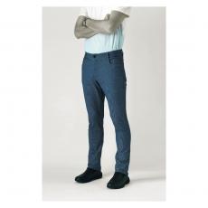 Spodnie kucharskie Austin denim M<br />model: U-AU-D-M<br />producent: Robur