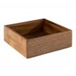 Skrzynka drewniana Woody 15x15 cm 11650