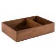 Skrzynka drewniana Woody 22,5x15 cm 11651