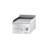 Płyta grillowa elektryczna pojedyncza gładka 40x70x25 cm - 9730100