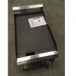 Płyta grillowa elektryczna pojedyncza gładka 40x70x25 cm- 9730100/U207