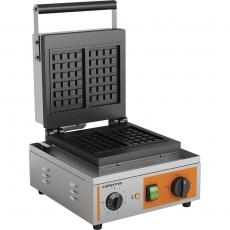 Gofrownica elektryczna z płytą żeliwną CATERINA<br />model: 772326<br />producent: Stalgast
