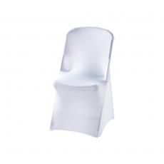 Pokrowiec na krzesło wys. 90 cm biały<br />model: 950168<br />producent: Stalgast