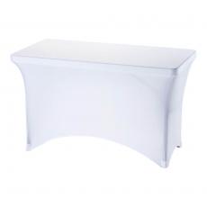 Pokrowiec na stół 122 cm biały<br />model: 950172<br />producent: Stalgast