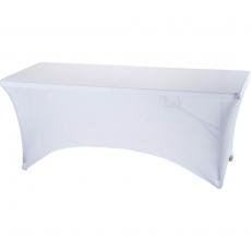 Pokrowiec na stół 184 cm biały<br />model: 950176<br />producent: Stalgast