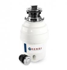 Rozdrabniacz odpadków organicznych - 0.55 kW<br />model: 979983<br />producent: Hendi