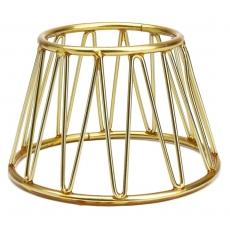 Podstawa bufetowa okrągła złota<br />model: V-7500<br />producent: Verlo
