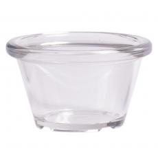 Naczynie do dipów Ramekin przeźroczyste - 7 cm<br />model: V-6018<br />producent: Verlo