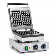 Gofrownica elektryczna<br />model: FG09700/E1<br />producent: Forgast