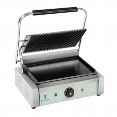 Grill kontaktowy RCKG-2200-G<br />model: 10010245/E1<br />producent: Royal Catering