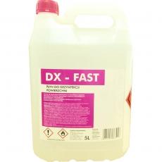 Płyn do dezynfekcji powierzchni DX-FAST poj. 5 l<br />model: 644005<br />producent: Stalgast