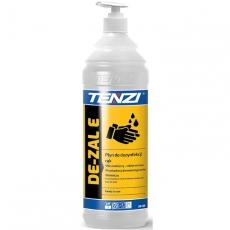Wirusobójczy płyn do dezynfekcji rąk De-Zal E - poj. 1 l<br />model: SP53/001p- WSP053A001AW000<br />producent: Tenzi