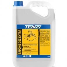 Mydło do dezynfekcji rąk Sapone Dez Extra - poj. 5 l<br />model: SP19/005-WSP019A005AU010<br />producent: Tenzi