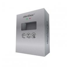 Urządzenie do bezdotykowej sterylizacji rąk Sterilbox standard<br />model: sterilbox standard<br />producent: Sterilbox