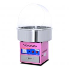 Maszyna do waty cukrowej z pokrywą<br />model: FG09300/U1<br />producent: Forgast