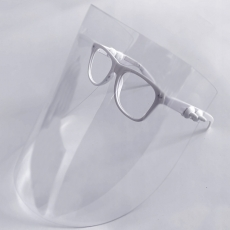 Przyłbica ochronna okularowa SmartWood<br />model: SW001_O<br />producent: SmartWoods