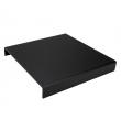 Podwyższenie bufetowe czarne - wys. 4 cm  - V-7511