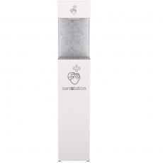 Urządzenie do bezdotykowej sterylizacji rąk Sanistation - mechaniczne<br />model: Sanistation/M<br />producent: Sanistation
