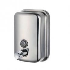 Dozownik do mydła w płynie<br />model: 643500<br />producent: Stalgast