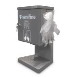 Dyspenser płynu do dezynfekcji rąk nablatowy Sanifine 991161