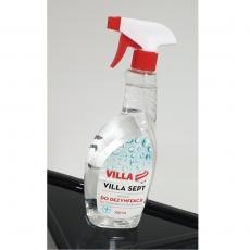 Płyn do dezynfekcji rąk i powierzchni zmywalnych Villa Sept poj. 0,75 l<br />model: VS/750<br />producent: Villa Sept