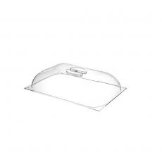 Pokrywka do kuwety do lodów z poliwęglanu<br />model: 807095<br />producent: Hendi