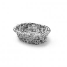 Koszyk na pieczywo owalny<br />model: 426616<br />producent: Hendi