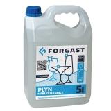 Płyn do płukania naczyń w zmywarkach gastronomicznych Forgast - poj. 5 l FG00305