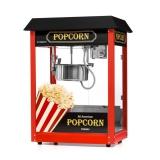 Maszyna do popcornu z czarnym daszkiem  - FG09303/E2