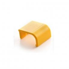 Klipsy do pojemników GN HACCP żółte - 12 szt.<br />model: 880685<br />producent: Hendi