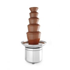 Fontanna czekoladowa<br />model: 274156<br />producent: Hendi