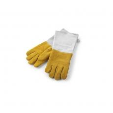 Rękawice ochronne skórzane<br />model: 556689<br />producent: Hendi