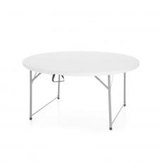 Stół cateringowy okrągły<br />model: 810996<br />producent: Hendi